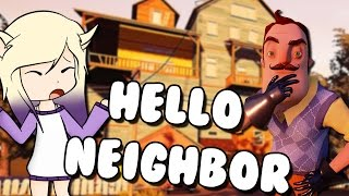 HELLO NEIGHBOR IN ROBLOX | Roblox in Spanish
