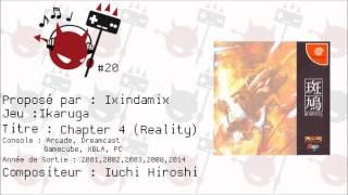 Pad&Retrodio#20 - Ikaruga - Chapter 4 (Reality)