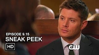 Supernatural 9x15 Sneak Peek - #THINMAN [HD]