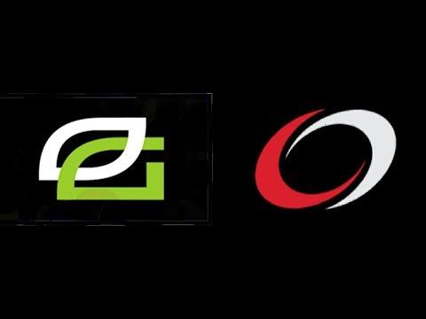 OpTic Gaming vs coL CHINA DOTA2 SUPER MAJOR Highlights Dota 2