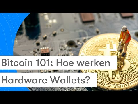 Bitcoin uitleg: Het belang van een hardware wallet om cryptocurrency te beveiligen #179