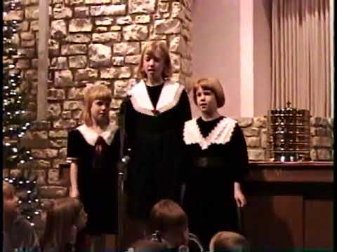 1998 12 24 fbc christmas eve trio