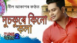 Dusokure Kinu Kola  Neel Akash Latest Assames Song2018