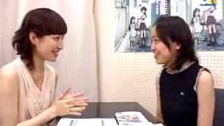 貧乏姉妹物語 坂本真綾さん、金田朋子さんの応援コメント 2006年8月3日...