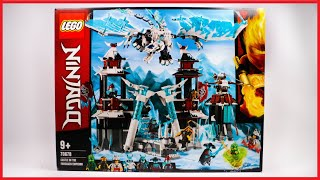 UNBOXING LEGO 70678 NINJAGO Castle of the Forsaken Emperor Speed Build