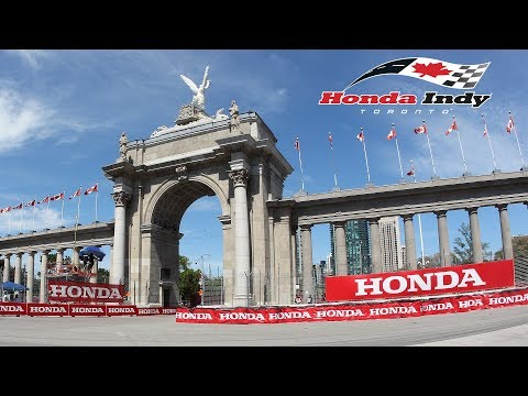 Geoff Bodine Honda >> Saturday At The 2018 Honda Indy Toronto