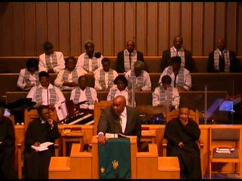 James Cleveland Medley and Sermon
