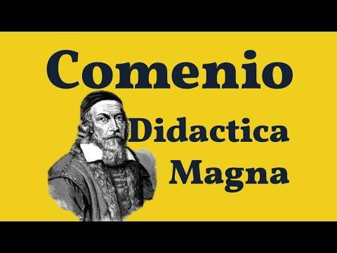 Comenio, Didactica Magna