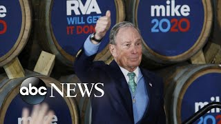 Bloomberg to hit the debate stage for 1st time | WNT