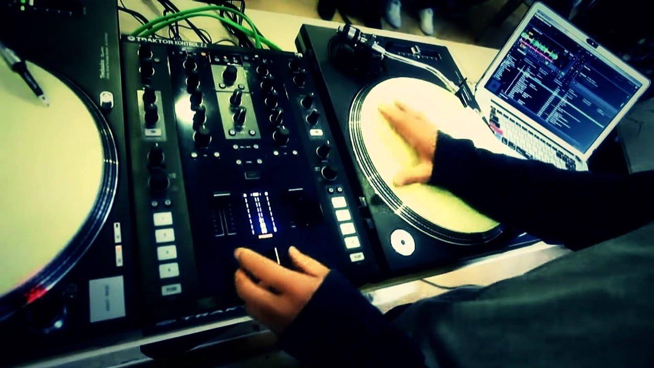 DJ Q-Bert* DJ Qbert - Needle Thrashers Omega