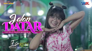 Download NEW PALLAPA ft ESA RISTY | JALAN DATAR [Official Music Video] LIVE CONCERT WAHANA MUSIK