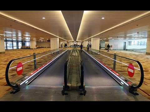 T3 terminal at Indira Gandhi International Airport in New Delhi.