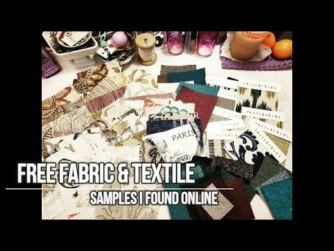 Free Fabric & Textile Share