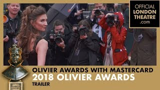 Relive the 2018 Olivier Awards with Mastercard