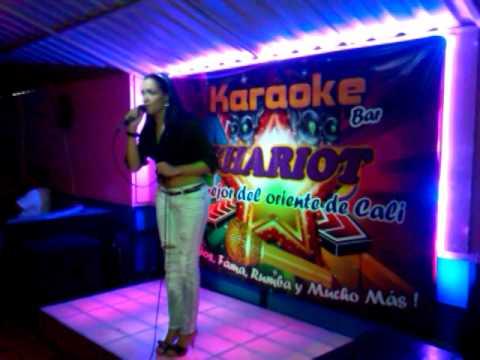 que nadie sepa mi sufrir-yuri cobo eliminatoria chariot karaoke