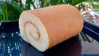 Công Thức Làm Bánh Bông Lan Cuộn Mềm Mịn Và Đẹp Mắt | Swiss roll cake