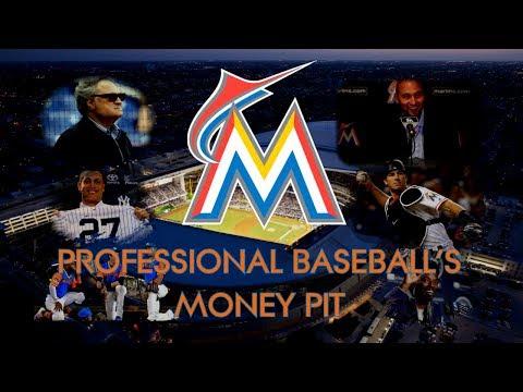 The Miami Marlins: Professional Baseball