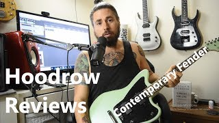#Fender #squier #contemporary #Jazzmaster #review and #demo... Does it #Metal or nah?
