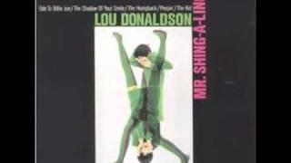 LOU DONALDSON - PEEPIN