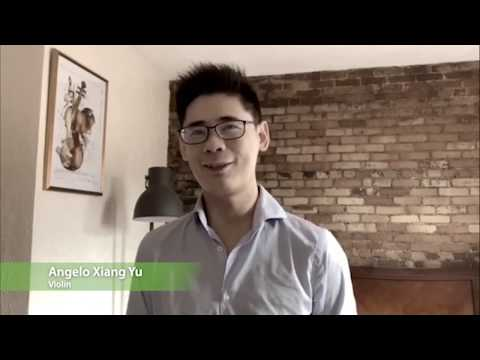 Angelo Xiang Yu Discusses Sibelius' Concerto For Violin In D Minor