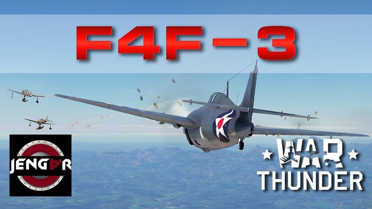 обзор f4f вартандер