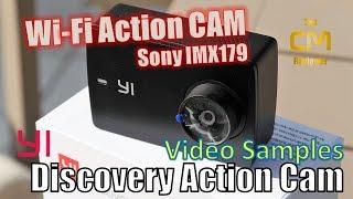 YI Discovery Action Cam Test: Gute Bildqualität, aber ohne EIS - Ha...