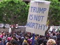 Californians Against Trump Take to the Streets