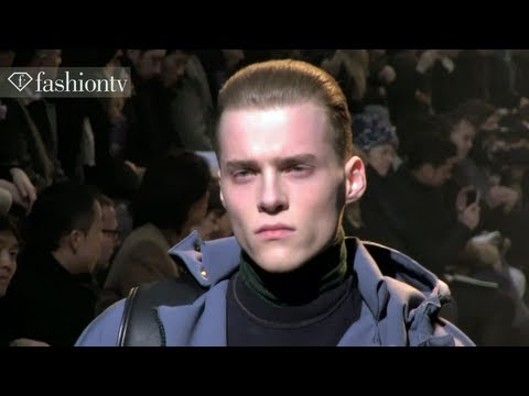 Lanvin Men Fall/Winter 2013-14 | Paris Men's Fashion Week | FashionTV