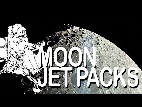 We Almost Had Jet Packs on the Moon