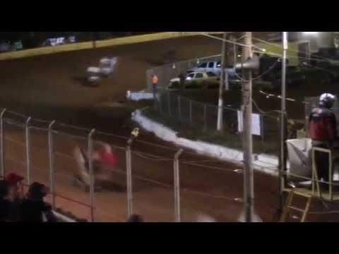 Toccoa Speedway USCS Mini Sprints 3/27/15