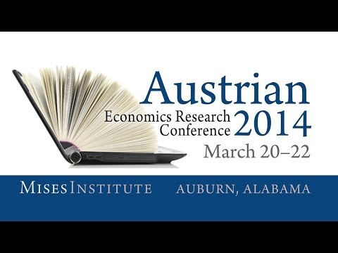 Support the Austrian Economics Research Conference