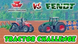 "[""Mods"", ""Tractor"", ""Challenge"", ""MASSEY FERGUSON"", ""FENDT VARIO"", ""MASSEY FERGUSON VS FENDT"", ""Farming Simulator 2017"", ""Farming Simulator 17"", ""Landwirtschafts-Simulator 2017"", ""Landwirtschafts-Simulator 17"", ""fs 17 tractors"", ""fs 2017 tractors"", ""fs 20"