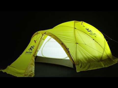 Kailas X3 Tent Demonstration