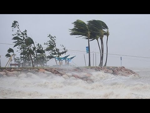 LIVE NEWS[VIDEO]: Dozens Feared Dead As Cyclone Pounds Pacific Island Of Vanuatu