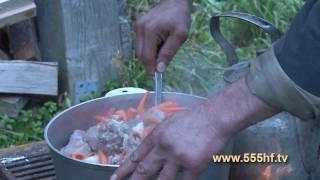Плов из баранины по-таджикски.