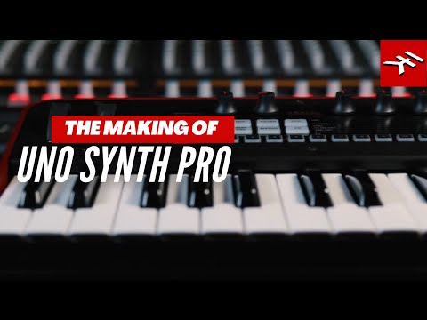Making of UNO Synth Pro analog synthesizer