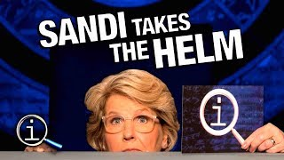 QI | Sandi Toksvig Takes The Helm