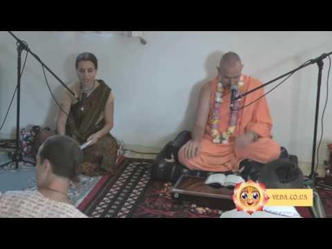 Шримад Бхагаватам 10.69.1 - Бхакти Видья Пурна Свами