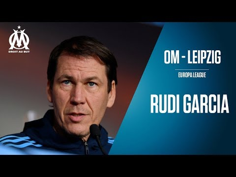OM - RB Leipzig | La conférence de presse