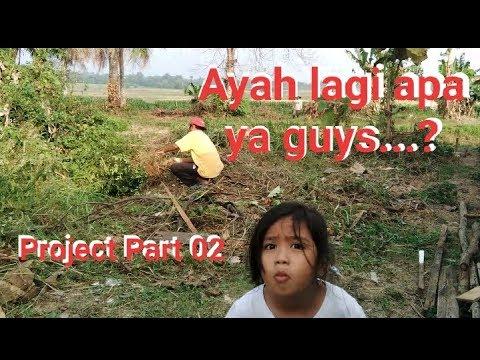 Vlog #49 Project Keluarga Pelangi  ( Part 02 )