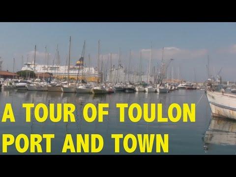 Toulon Port & Town