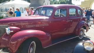 Napier Art Deco 2018 Vintage Cars
