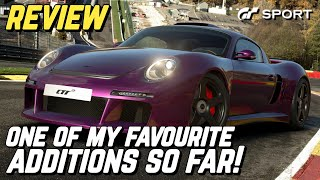 GT SPORT - RUF CTR3 REVIEW