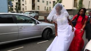 OMOTOLA'S WEDDING [Wedding coverage by Trinity Multimedia Studios]