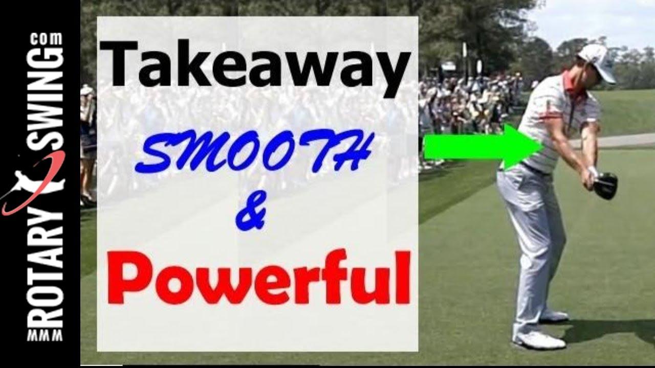 Adam Scott Golf Swing Simple Golf Takeaway Youtube