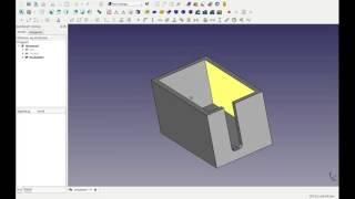FreeCAD - CURA - 3D Print