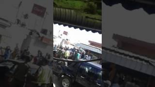 Pelea De Amet y Chofer De Carro En Villa mella
