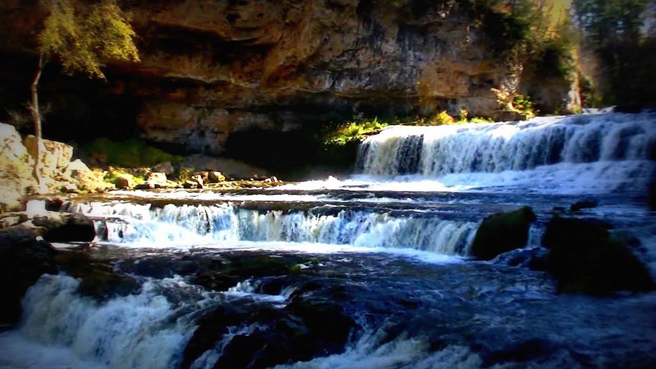 Relax ШУМ ВОДЫ (водопад) 2 часа