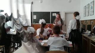 Відкритий урок української літератури у 5 класі