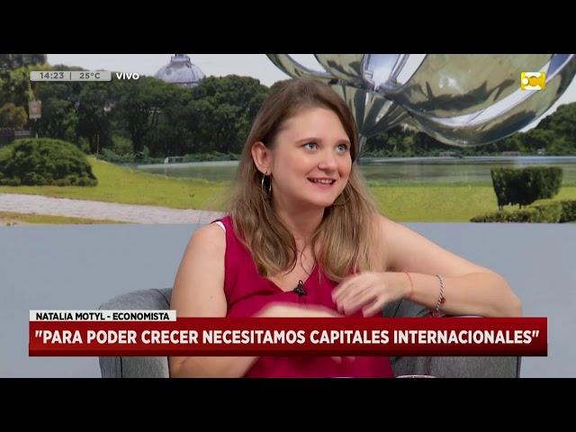 Los efectos del Coronavirus en la economía mundial, Natalia Motyl en Hoy Nos Toca Verano